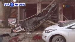 Manchetes Americanas 16 janeiro: EI reivindica responsabilidade em ataque que matou soldados americanos na Síria