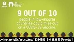 국제단체 연합체인 '피플스 백신'이 화이자 등 8개 제약사의 코로나19 백신 계약을 분석해 발표했다.