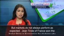 Jean Tirole Wins Nobel Prize in Economics