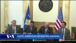 Investimet amerikane në Kosovë