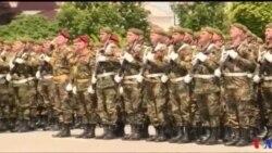 La Russie célèbre la victoire sur l'Allemagne nazie avec une grande parade