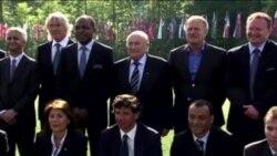 赞助商对FIFA腐败表关注但不撤广告