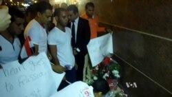 Egyptians Mourn Russian Plane Crash Victims