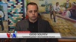Samarqand restorani