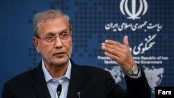 علی ربیعی، سخنگوی دولت