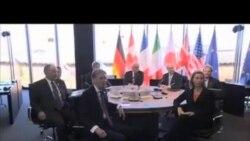 七國集團籲俄羅斯履行明斯克協議