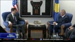 Ndihmës sekretari amerikan i Shtetit në Kosovë