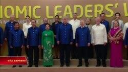 Lãnh đạo APEC 'xuống thang' cam kết chống chủ nghĩa bảo hộ