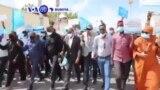 VOA60 DUNIYA: A Somaliya Dakarun Kasar Sun Bude Wuta Kan Daruwan Masu Zanga Zanga