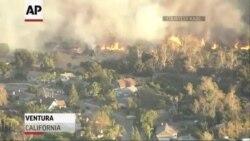 California nuevamente en asedio por incendios