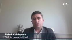 Babək Çələbiyanlı: Su qıtlığı, Urmiyə gölünün quruması kimi problemlərə görə İran hökuməti məsuliyyət daşıyır