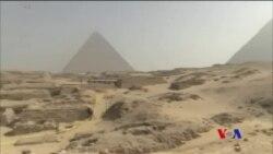 埃及發現4千多年歷史的古墓 (粵語)