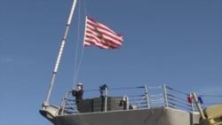 美国称航行自由是一项核心利益