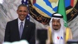 奧巴馬與海灣國家謀求穩定中東