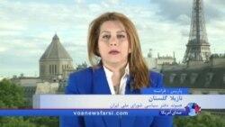 نازیلا گلستان: امیدواریم با تقویت مردم داخل، روزی شاهد انتخابات آزاد در ایران باشیم