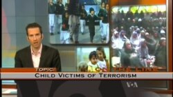 ON THE LINE: Child Victims of Terrorism