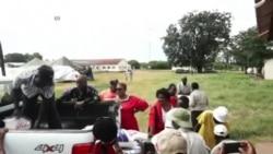 MDC-T' VP Thokozane Khupe Distributes Food in Flood-Hit Tsholotsho
