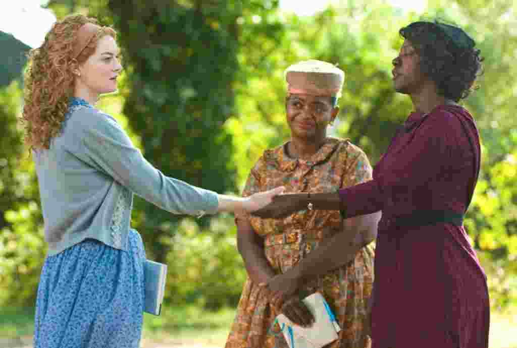 "Octavia Spencer in ""The Help."" (DreamWorks)"