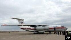 هواپیمای نظامی روس؛ عکس از آرشیو