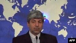 Portparol iranskog ministarstva spoljnih poslova odbacio nove američke sankcije, 7. februar 2012.
