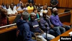 Empat orang divonis bersalah atas percobaan pembunuhan terhadap mantan panglima militer Rwanda Jenderal Kayumba Nyamwasa dalam sidang di pinggiran Johannesburg (10/9).
