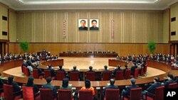 지난 1월31일 평양에서 열린 6.15공동선언실천 북측위원회 총회