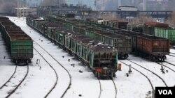 უკრაინის ოკუპირებულ ტერიტორიებზე უკანონოდ მოპოვებული ქვანახშირისთვის რუსეთი მყიდველს ეძებს