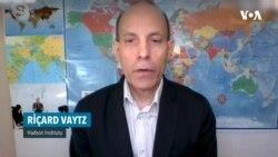 Riçard Vaytz: ABŞ-ın etməli olduğu ilk şeylərdən biri regionda daha aktiv rol oynamaqdır