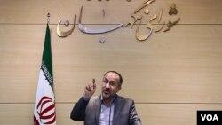 آقای ابراهیمیان پیش از انتخابات هم انتقاداتی ضمنی را مطرح کرده بود