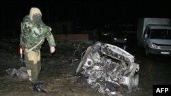 Dağıstan'da Bombalı Araçla Saldırı