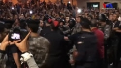 Ürdün'de Vergi Artışlarına Protesto