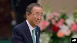 Ban Ki-moon Asean Myanmar