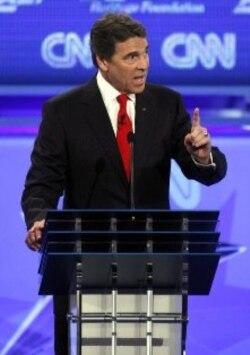 ریک پری، فرماندار ایالت تگزاس