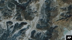 卫星照片显示朝鲜太空发射基地似已完成