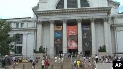 华盛顿的一个博物馆