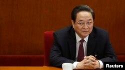 Yu Zhengsheng, ketua Konferensi Konsultatif Politik Rakyat China (CPPCC).