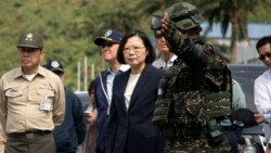 VOA连线(张永泰):台乐见美国2019国防授权法草案扩大双方军事合作