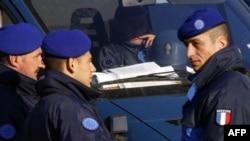 Pripadnici EULEX misije na Kosovu