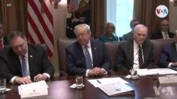 Etazini: Reyaksyon sou Deklarasyon Prezidan Trump Fè Kont 4 Depite Ameriken yo