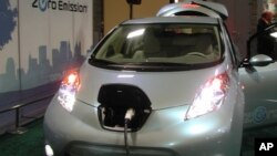 2010 Washington Auto Show Electrifies Public