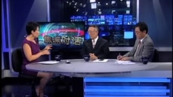 """焦点对话: 台湾马王""""政争风暴"""",刮倒了谁?"""