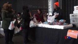 紐約市設置食品慈善銀行 幫助聯邦休假員工