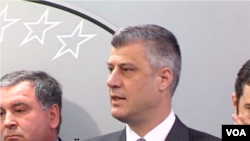 Perdana Menteri Kosovo, Hashim Thaci