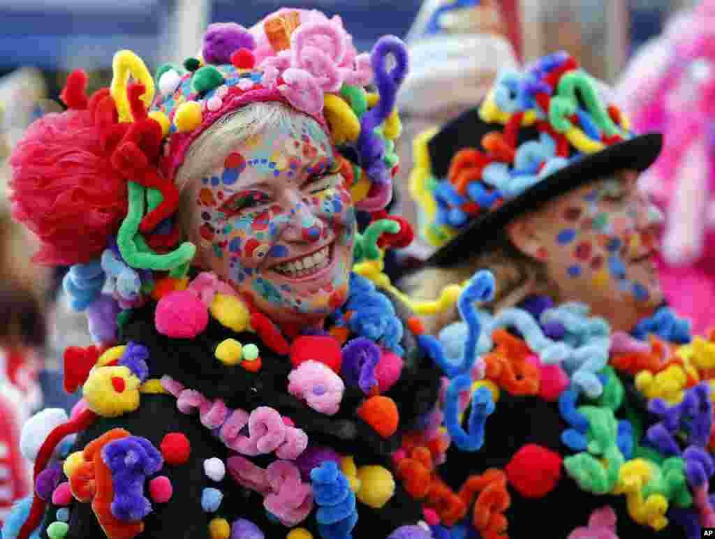 Dyusseldorf, Germaniyada karnaval