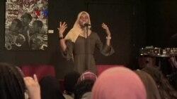 Open-Mic Perkenalkan Perempuan Muslim Amerika