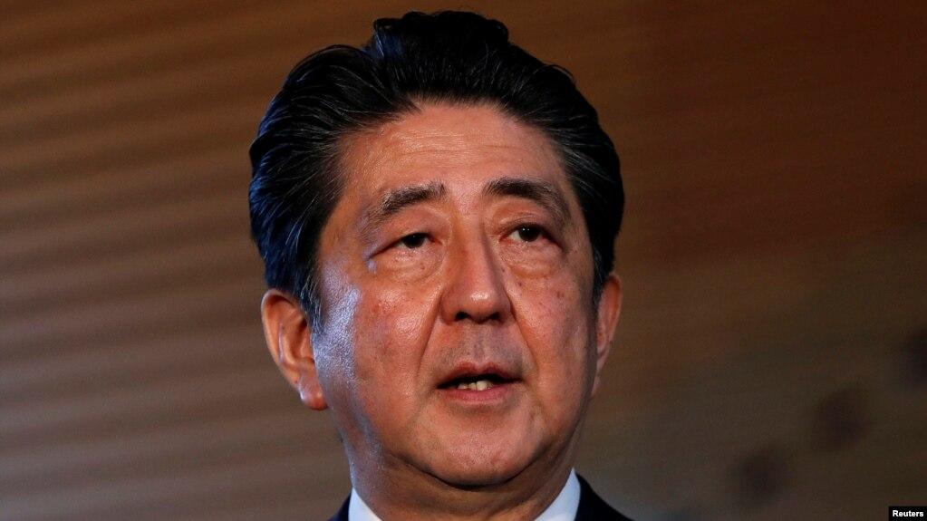 据信日本首相安倍晋三将在访问中国期间提出终止日本政府发展援助的建议