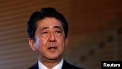 Thủ tướng Nhật Shinzo Abe bất bình với các biện pháp đánh thuế của Mỹ nhằm vào nước này
