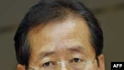 Chủ tịch đảng Đại Quốc Nam Triều Tiên Hong Joon Pyo
