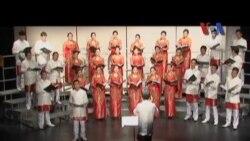 Batavia Madrigal Singers - Liputan Pop News VOA