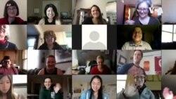 紐約的新冠社區合唱團通過視頻將隔離的歌聲連在一起